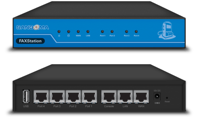 FAXStation Appliance from Sangoma
