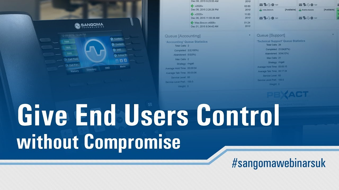 Give end users control webinar thumbnail