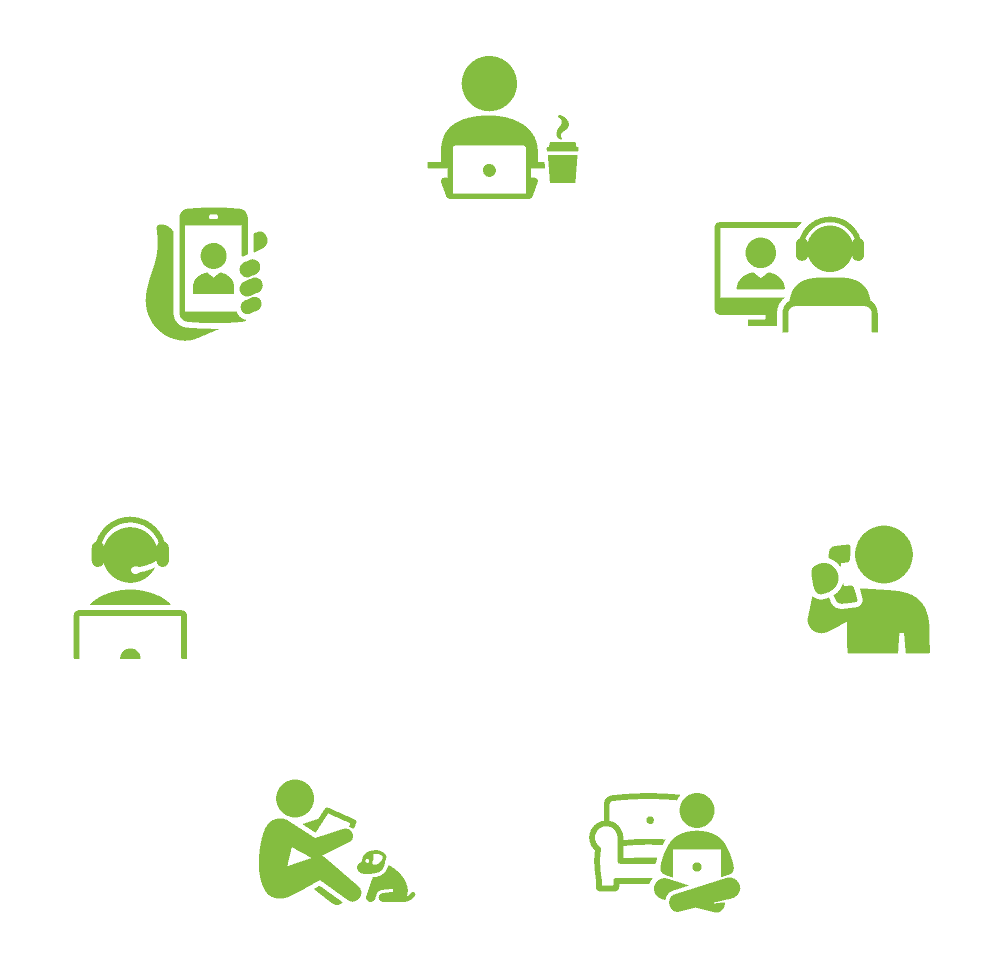 PBXact Community Icons