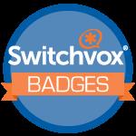 Switchvox Badges