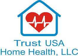 Trust USA Home Health Logo