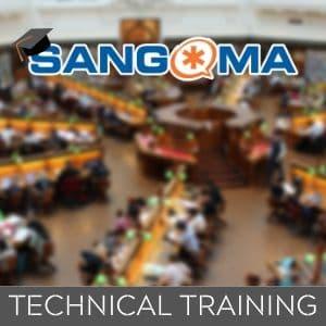 Sangoma - Technical Training