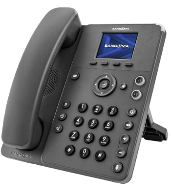 Value Based IP Phone - 310 / 315 left angle
