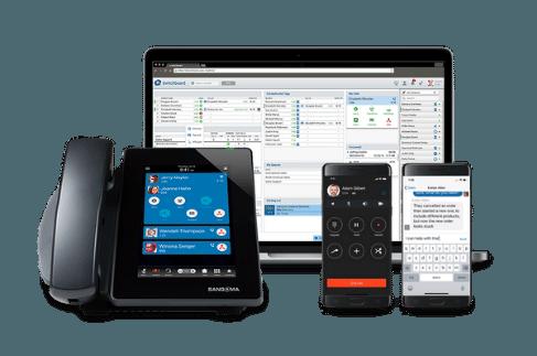 Sangoma Business Phones System - Switchvox Product Image